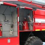 Автоцистерна пожарная АЦ 4,0-40 (Урал 43206)-7