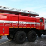 Автоцистерна пожарная АЦ 4,0-40 (Урал-55571)-1