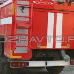 Автоцистерна пожарная АЦ 4,0-40 (Урал-55571)-2