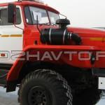 Автоцистерна пожарная АЦ 4,0-40 (Урал-55571)-4