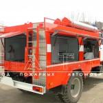 Автоцистерна пожарная АЦ-1,6-40 (ГАЗ 33086) - 2