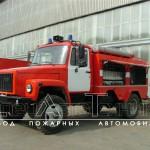 Автоцистерна пожарная АЦ-1,6-600 (ГАЗ 33086) - 3