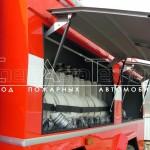 Автоцистерна пожарная АЦ-1,6-600 (ГАЗ 33086) - 6