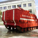 ГПМ-64 (гусеничная пожарная машина) 3