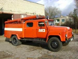 Критическая нехватка современной пожарной техники на пожарных станциях Бурятии