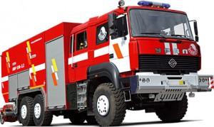 Пожарный насосно-рукавный автомобиль АНР 130-3,2 (6370)