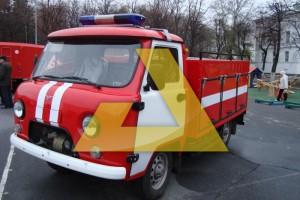 АЦ-0,9-10 (УАЗ 330365) - 1