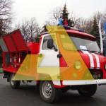 АЦ-0,9-10 (УАЗ 330365) - 4