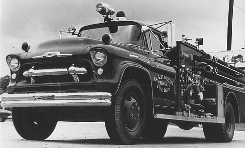 Chevrolet 1957 American LaFrance 2