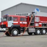 Пожарный насосно-рукавный автомобиль АНР-4-1,2-130-1