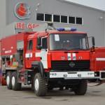 Пожарный насосно-рукавный автомобиль АНР-4-1,2-130-2
