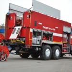 Пожарный насосно-рукавный автомобиль АНР-4-1,2-130-3