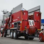 Пожарный насосно-рукавный автомобиль АНР-4-1,2-130-4