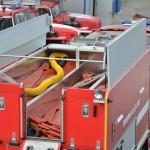 Пожарный насосно-рукавный автомобиль АНР-4-1,2-130-5