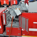 Пожарный насосно-рукавный автомобиль АНР-4-1,2-130-6