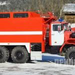 Пожарный рукавный автомобиль АР-2 (УРАЛ-5557)-4