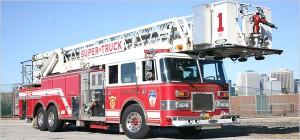 Новая пожарная машина стоимостью 868 000$