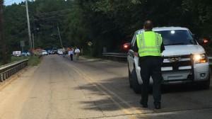 Один пожарный погиб и двое получили ранения при опрокидывании пожарной машины