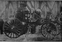 Пожарная паровая машина