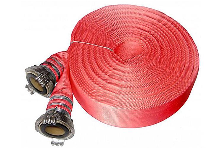 Виды перекатки пожарных рукавов