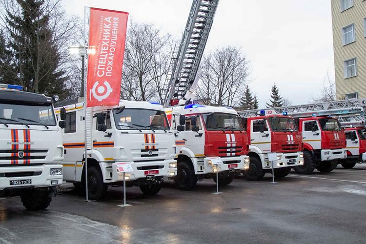 Разновидности пожарных автомобилей по назначению