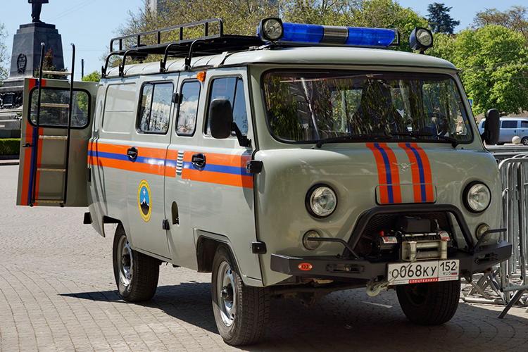 АСМ-41-022 на базе УАЗ-3909