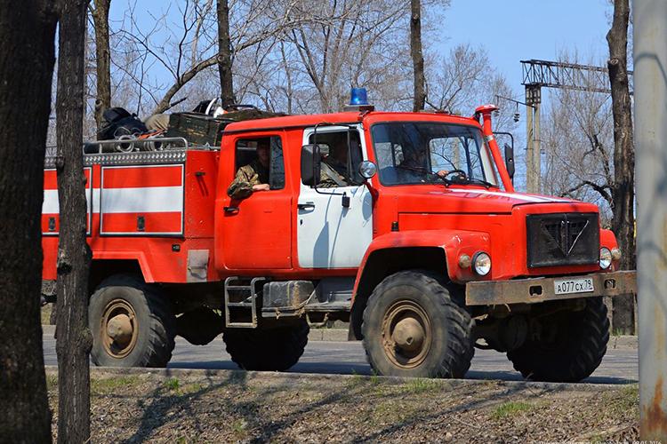 Егерь-II на базе ГАЗ-3325