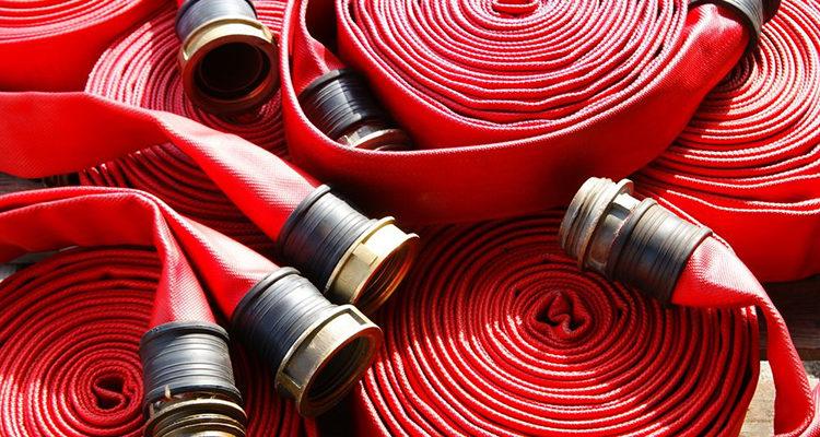 Техническое обслуживание пожарных рукавов