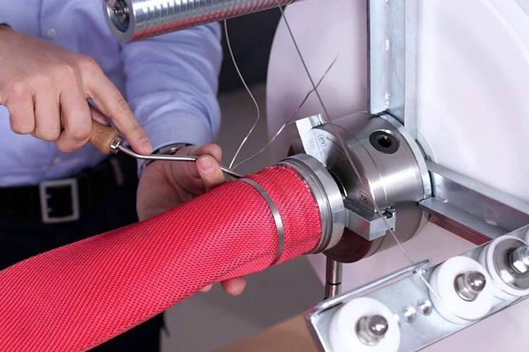 Ремонт пожарных рукавов