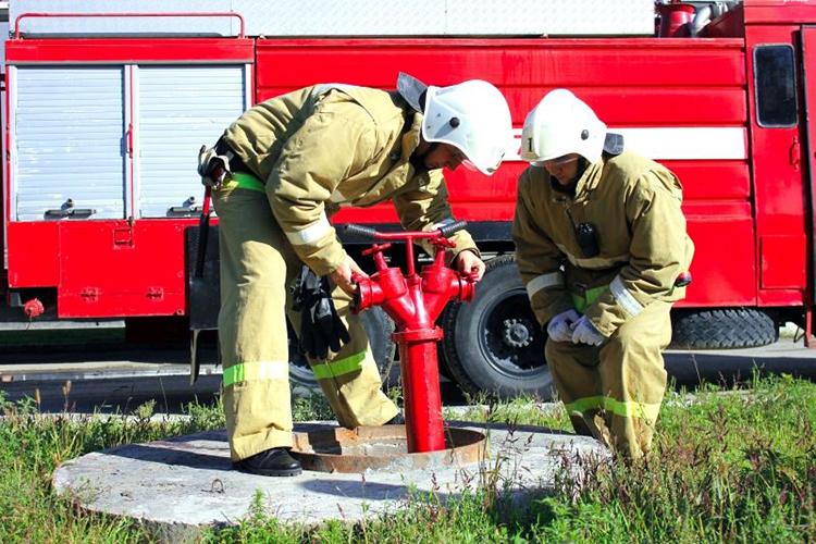 Испытание пожарного гидранта - что подлежит контролю