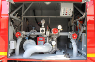Насосы пожарных автомобилей