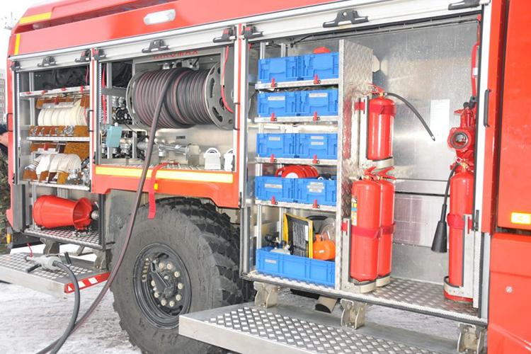 Оборудование для эвакуации