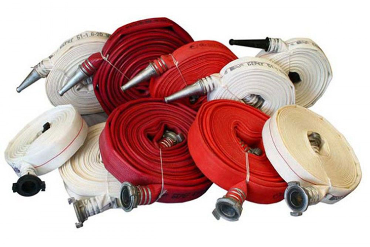 Напорные пожарные рукава