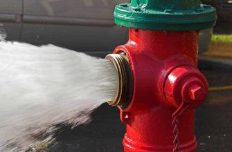 Обслуживание пожарных гидрантов