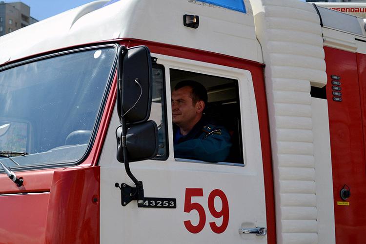 Аттестация водителя пожарного автомобиля