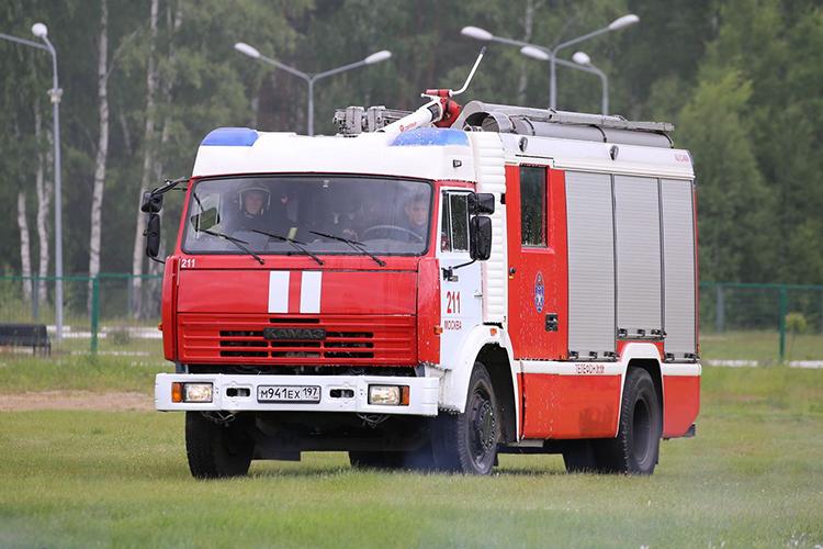 Обязанности водителя пожарного автомобиля на смене