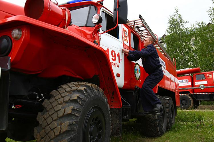 Обязанности старшего водителя пожарного автомобиля