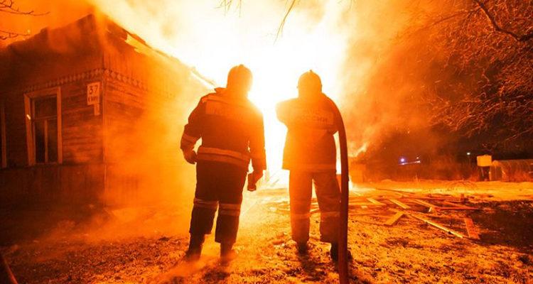 Особенности тушения пожаров в сельской местности