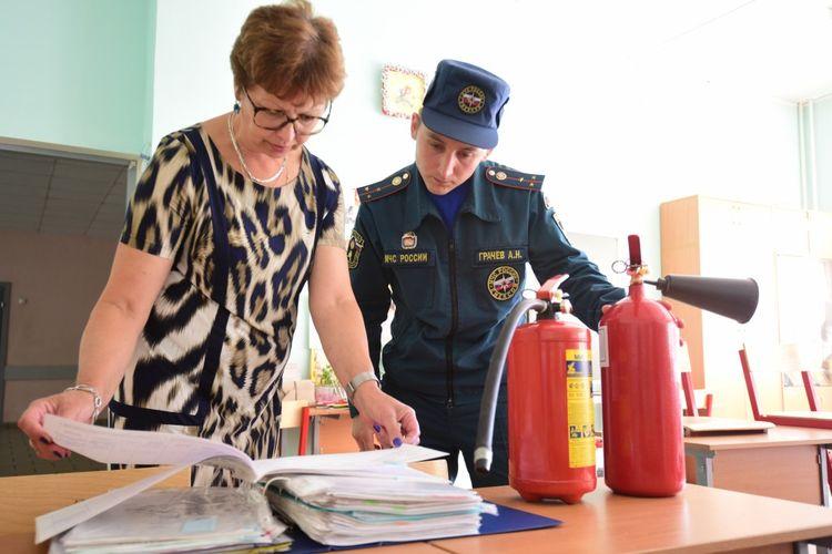 Пожарные проверки  - документы