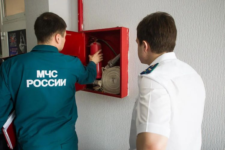 Пожарные проверки