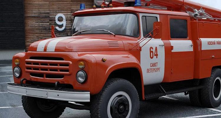 Пожарные автомобили ЗИЛ