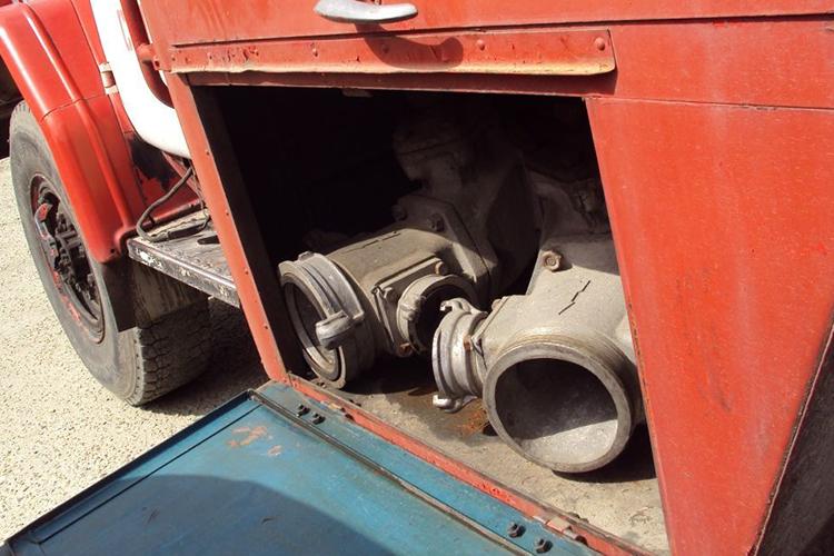 Пожарный рукавный автомобиль АР-2 (131) 133