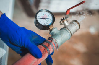 Проверка пожарных кранов на водоотдачу