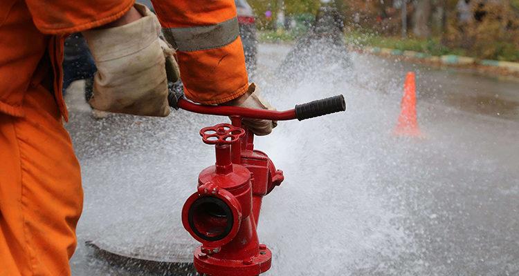 Проверка состояния пожарных гидрантов