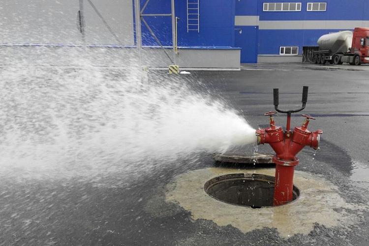 Оценка технического состояния пожарного гидранта