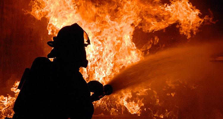 Тактика тушения пожаров