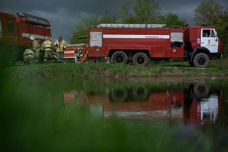 Виды пожарных водоемов