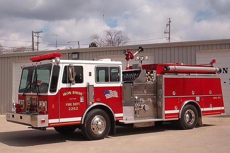 Американские пожарные машины - классификация