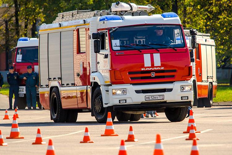 Допуск на пожарный автомобиль - практика