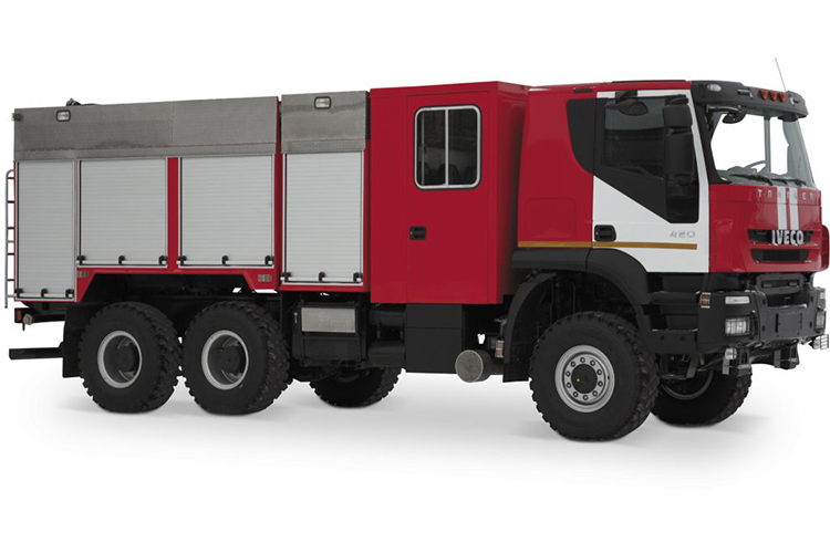 Iveco-AMT-693910 АЦ 5.0-70